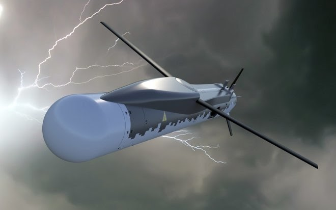 Минобороны Великобритании разрабатывает взаимодействующие между собой ракеты