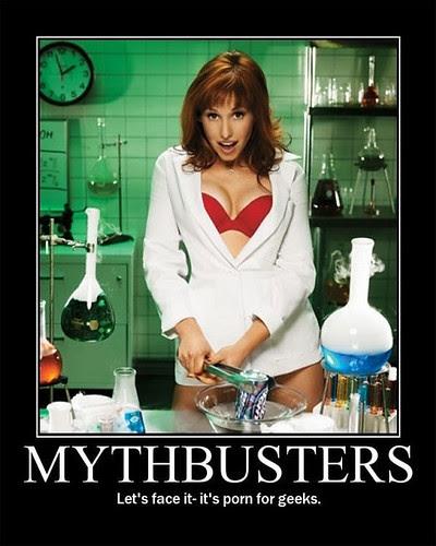 Mythbusters Porn
