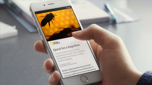 Facebook will begin letting anyone post Instant Articles