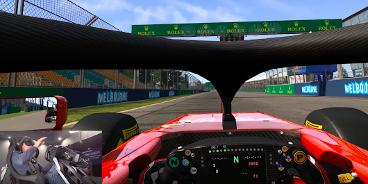 Formula 1 Driver Explains Exactly How Safety Halos Impacts a Driver's Vision