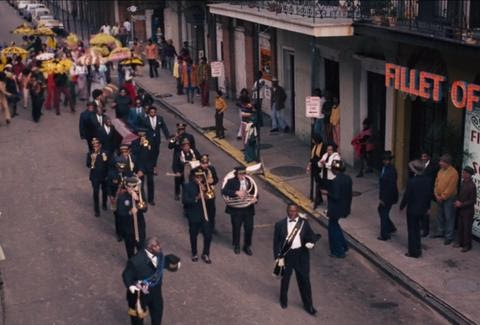 Movies Filmed In New Orleans