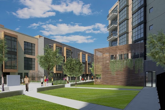 Massive Wicker Park Development Could Bring Private School, 189 Homes
