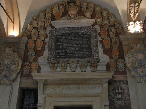 DSCN4388 _ Il palazzo dell'Archiginnasio