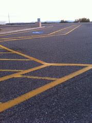 RV Parking Spot