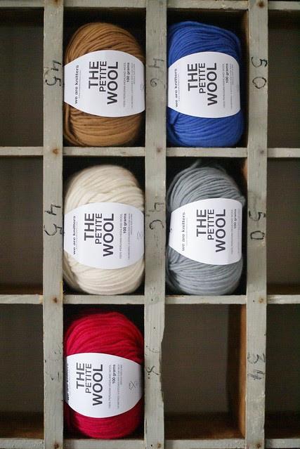 the petite wool cupboard
