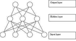 Basic Scheme of a Neuronal Network