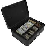 Royal Sovereign Money Handling Security Box Cash Box (RSCB-200)