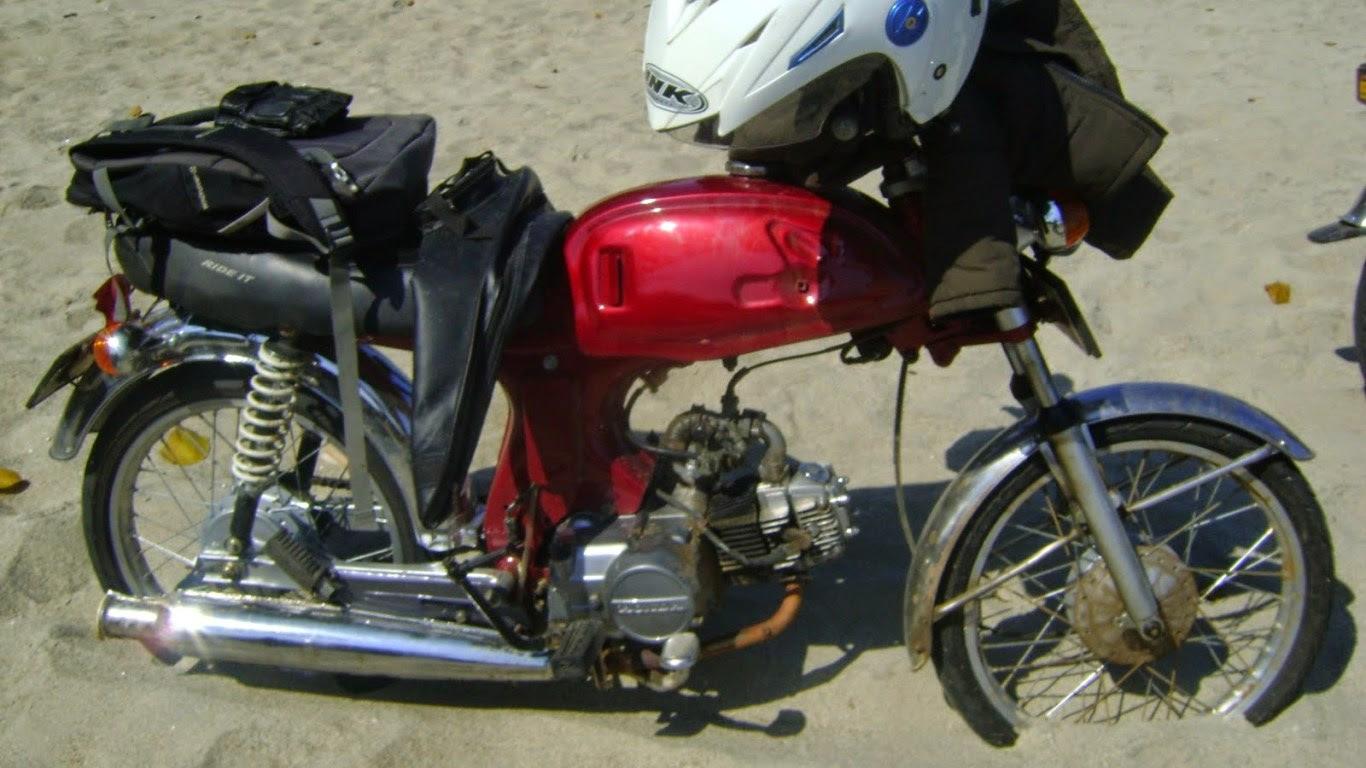 Download 76 Modifikasi Motor Honda Win Jadi Trail Terkeren Pojok