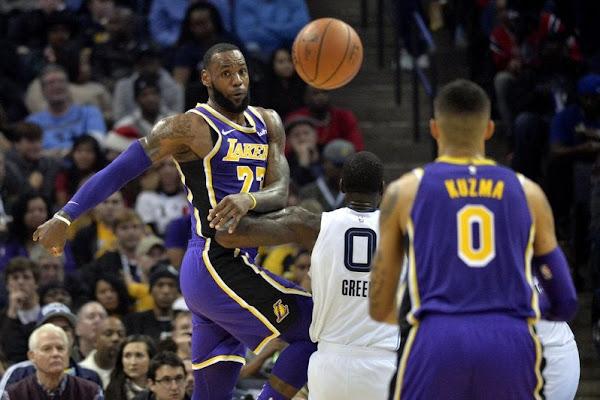 5f41034bd8d Google News - LeBron James leads Lakers past reeling Spurs - Overview