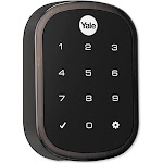 Yale Security - YRD256 - CBA Assure Lock SL Connected by August (Oil Rubbed Bronze)