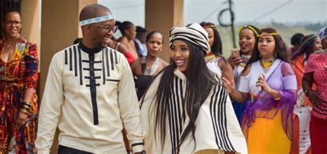 Modern Xhosa Wedding   South African Wedding Blog