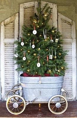 *Keeping the Christmas Spirit Alive, 365*: 12 Days of Christmas Traditions ~ Christmas Tree Link up!