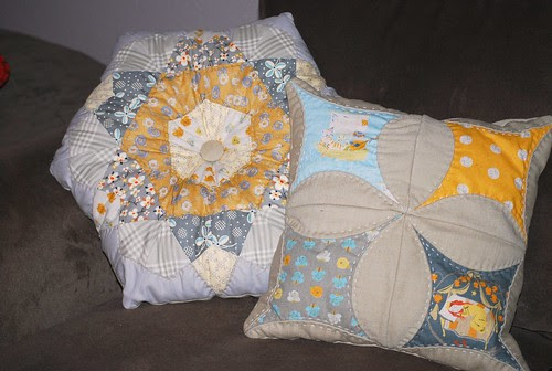 pillows for swapping