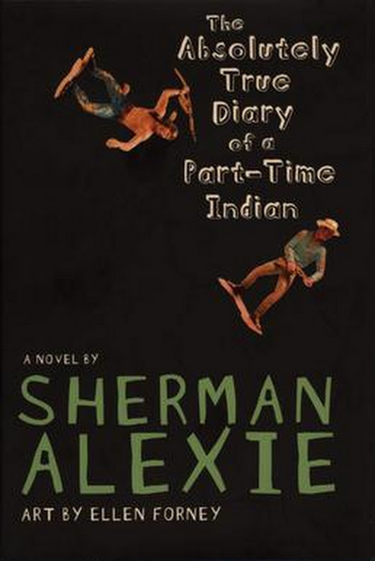 2015: The Absolutely True Diary of a Part-Time Indian – Sherman Alexie