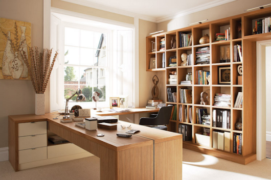 21 Tips to Decorate your Home Office