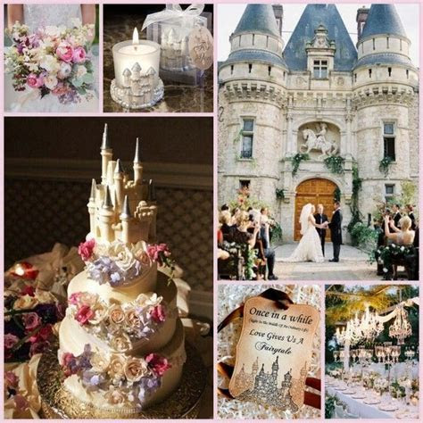 FairyTale Castle Wedding Ideas from HotRef.com #FairyTale