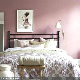 ideen schlafzimmer gestaltung grau weiss wandgestaltung