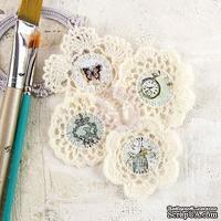 Вязаные украшения Prima - Crochet Icons- Epiphany - ScrapUA.com