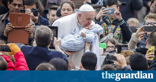 Pope Francis: better to be an atheist than a hypocritical Catholic | World news | The Guardian