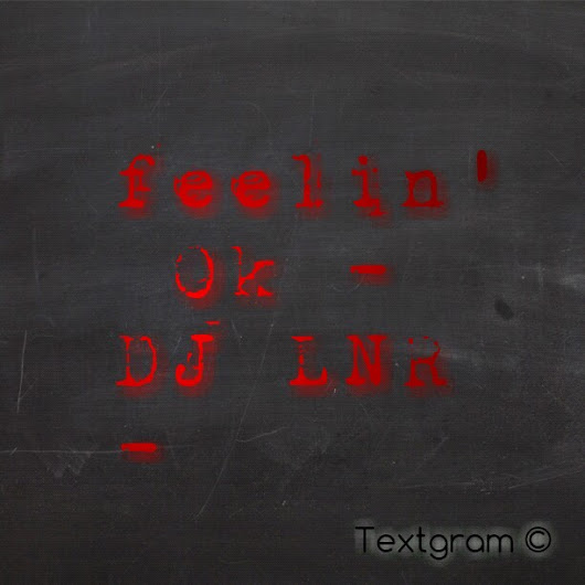 Feelin' Ok (exclusive) Limited Availability #hiphop #rap #hits2be