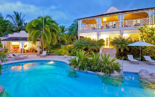 Sugar Hill Luxury Villa | Calliaqua | Rent A Barbados Villa
