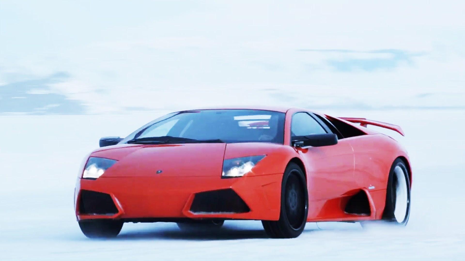 Fast Furious 8 Orange Lamborghini Wallpaper 11776 Baltana