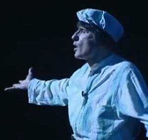 Ας θυμηθούμε τον συγκλονιστικό μονόλογο του Στάθη Ψάλτη σε θεατρική παράσταση...