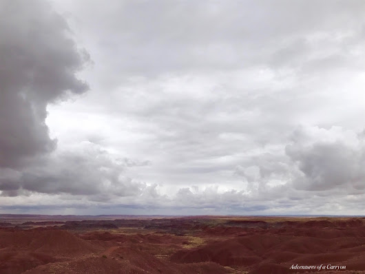 Isn't It Beautiful? Why Visit Arizona's Painted Desert Adventures of a Carryon