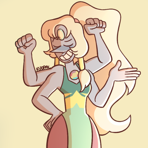 Anonymous said: uhhh maybe opal!!!!!!!!!!!!!!!!! i lov her so much (and tysm if u do) Answer: Shes such a babe