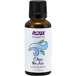 Now Essential Oils, Clear the Air - 1 fl oz bottle