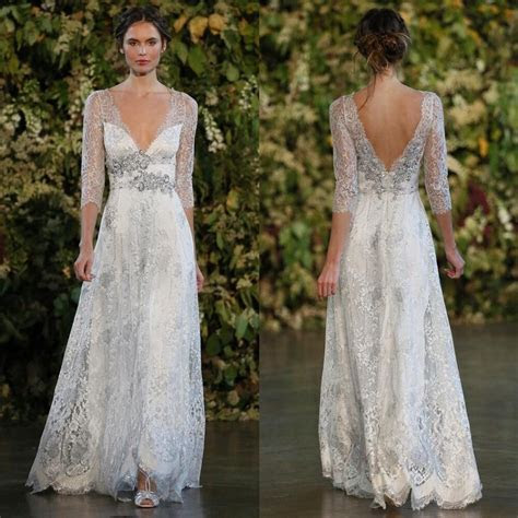 Online Buy Wholesale silver lace wedding dress from China