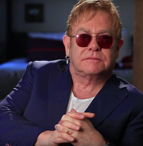Elton John calls out Trump for using his music in campaign