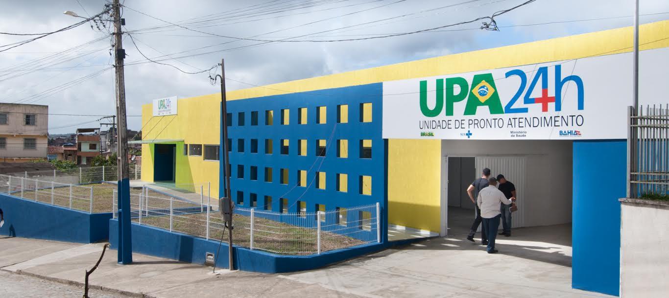 Resultado de imagem para UPA 24h do bairro Monte Cristo