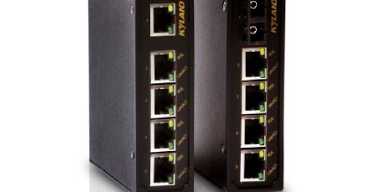 5 Port Unmanaged Ethernet Switches | Autech Control Group ---------------------------------------------- The KIEN1005S industrial Ethernet switches… | Pinterest