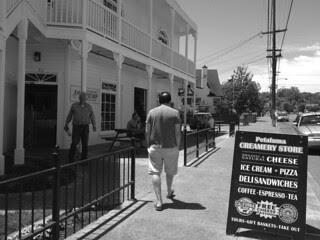 Petaluma Creamery - Store front