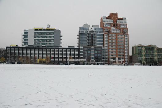 Karl Fischer Row in Snow