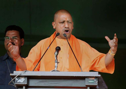 Yogi Adityanath: There is just one votebank in India today... Modi votebank: UP CM Yogi | India News - Times of India