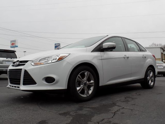 Used 2013 Ford Focus for Sale in Calhoun GA 30701 Calhoun Auto Outlet