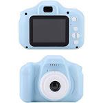 Kids Rechargeable Digital Camera | Blue
