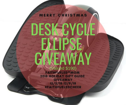 Desk Cycle Ellipse
