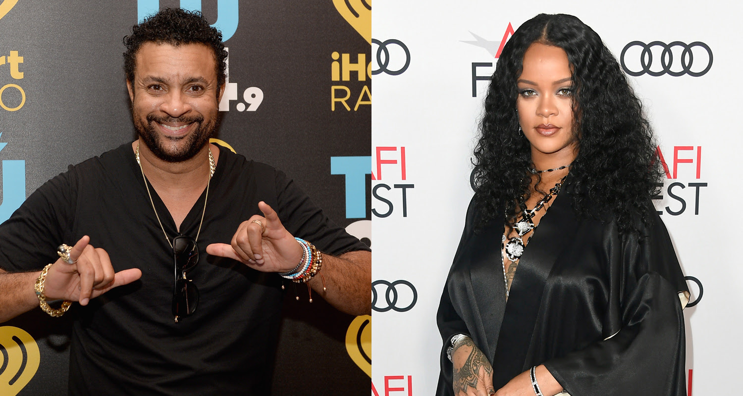 Image result for Shaggy Reveals He Turned Down Rihanna's Invitation To Be On Her New Album Because She Asked Him To Audition
