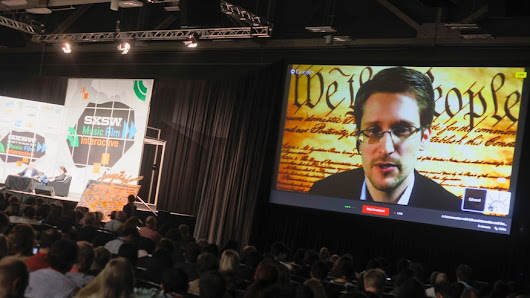 Snowden Charade: Why the fugitive leaker got softball treatment at conference