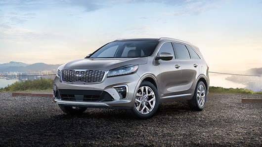 The all-new 2019 Kia Sorento for sale in Montreal by - Spinelli Kia in Roxboro, Quebec