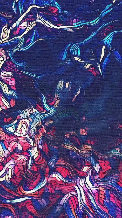 November Blues, Still Life Oil, painting by Linda McCoy