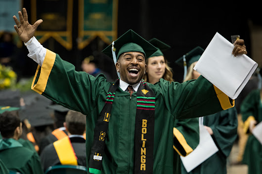 More than 2,000 students to graduate at Wright State's 2018 spring commencement
