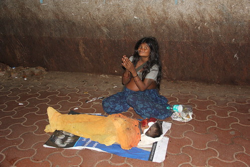 the beggar lady of cst ... by firoze shakir photographerno1