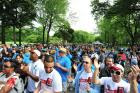 AIDS Walk Supporters Outraged to Hear Most Donations Go to Rent