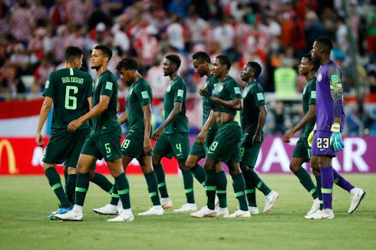 Eagles Miss $70,000 Bonus Against Croatia - Latest football news in Nigeria - Footballlive