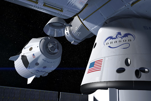 NASA Orders Second SpaceX Crew Mission to International Space Station
