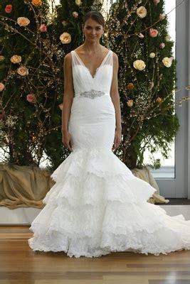 Mermaid Wedding Dresses for Sexy, Curvy Brides   Inside